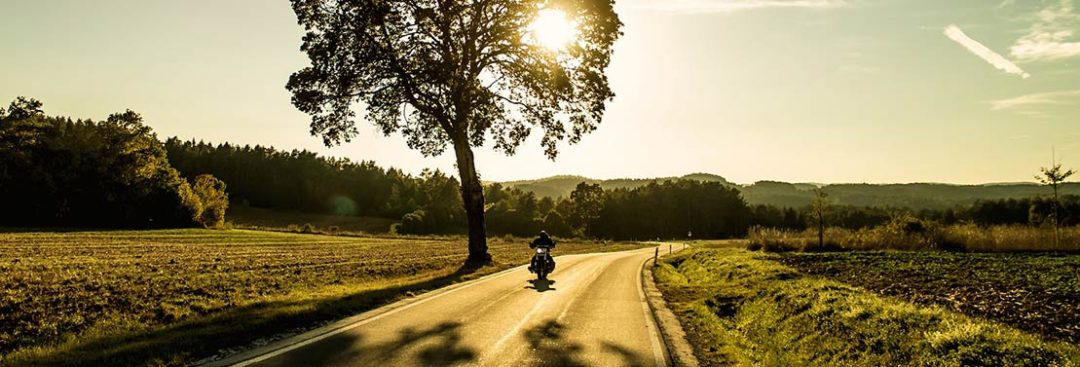 Motorrad-Tages- u. Zweitagestouren 2020.