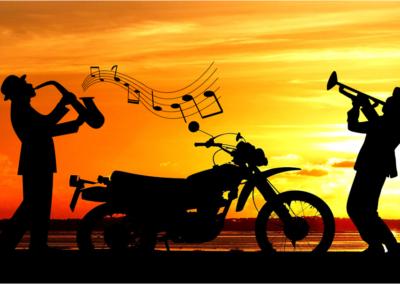 Motorrad – Konzert – Tour nach Trier – 21.-25. August 2019