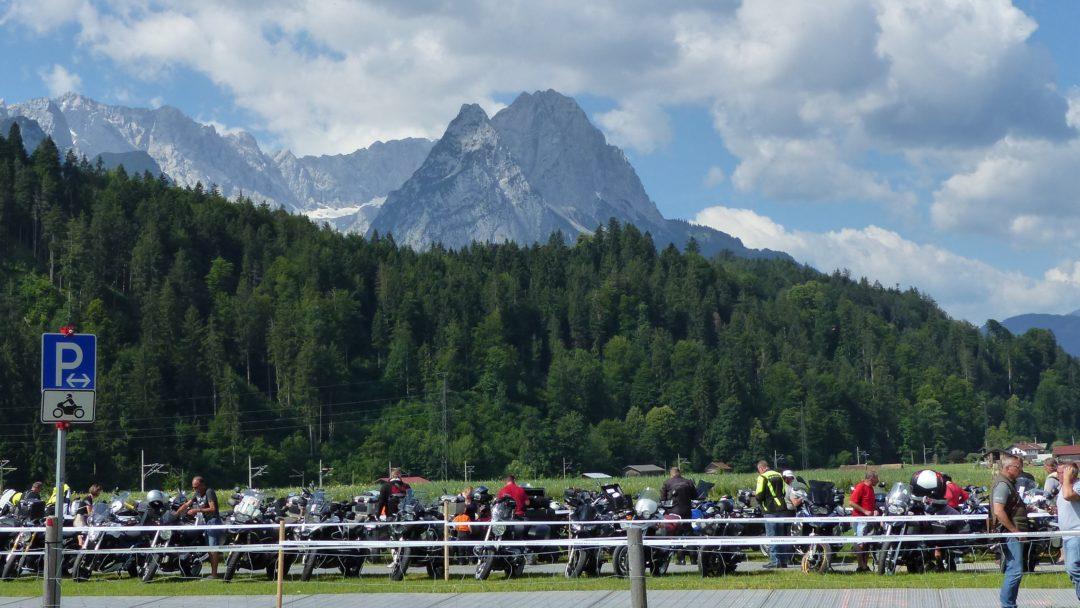 Motorradwoche Alpen und Voralpen 01.- 08. Juli 2021