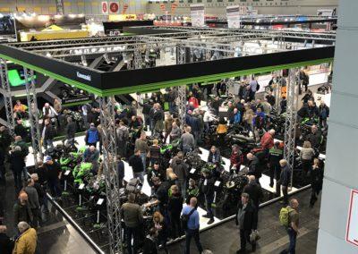 Motorräder 2022 – Messe in Dortmund